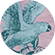 Bromley Parrot Print